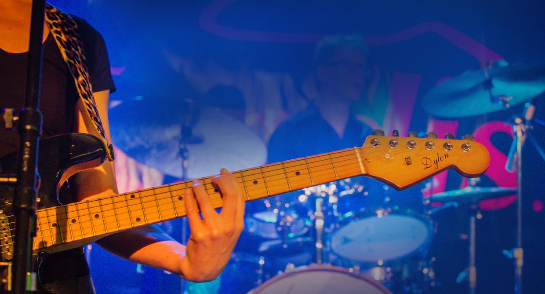 Sliderbild Gitarre: Duke Francis